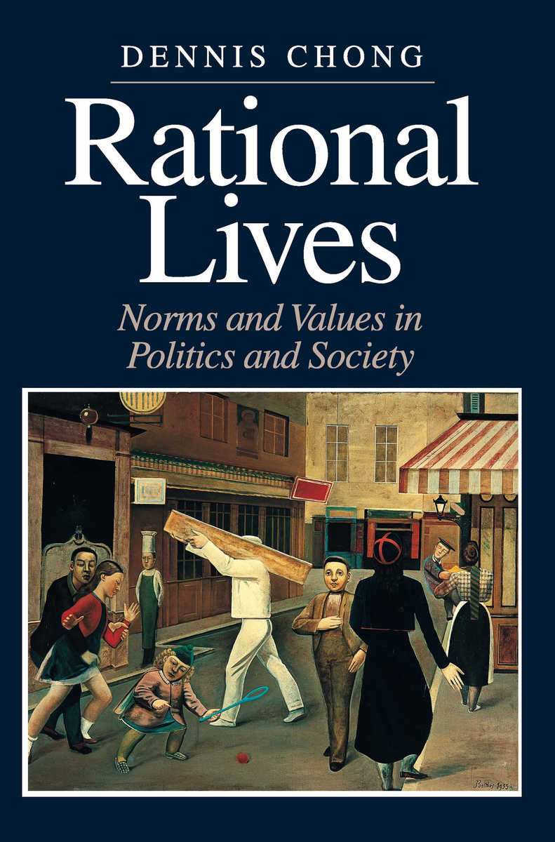 Cover of Rational Lives