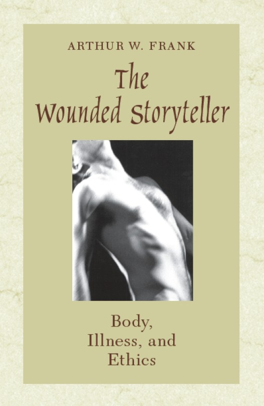 Cover of The Wounded Storyteller