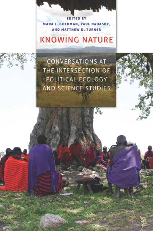 Cover of Knowing Nature