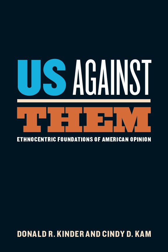 Cover of Us Against Them