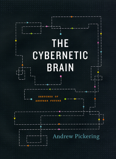 Cover of The Cybernetic Brain